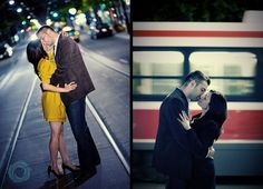downtown toronto engagement photo shoot - Google Search
