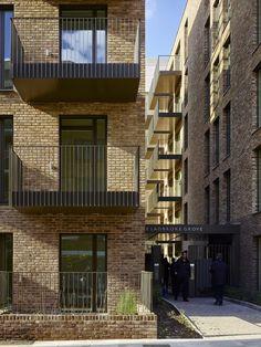 Vande Moortel Facing brick Nature10, London UK ~ Great pin! For Oahu architectural design visit http://ownerbuiltdesign.com: