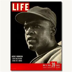 Compare prices on Jackie Robinson Dodgers Publications and other Los Angeles Dodgers memorabilia. Save money on Dodgers Jackie Robinson Publications by viewing results from top retailers. Jackie Robinson, Life Magazine, Jet Magazine, Black Magazine, Magazin Covers, Life Cover, We Are The World, African American History, Vintage Magazines