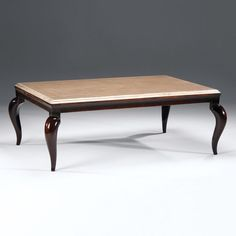 French Art Deco Coffee Table after Ruhlman