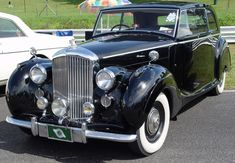 Bentley Mk VI Pinin Farina photos, picture # size: Bentley Mk VI Pinin Farina photos - one of the models of cars manufactured by Bentley Retro Cars, Vintage Cars, Antique Cars, Bentley Arnage, Bentley Mulsanne, Bentley Continental Gt, Classy Cars, Sweet Cars, Rolls Royce