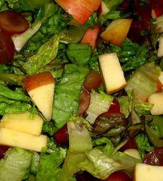 The Rawtarian Community Recipe: Inspired Asian Waldorf Salad (fat free)