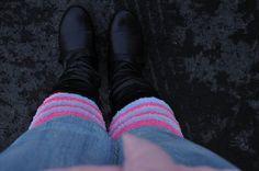 my black boots.