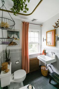 Bathroom Storage Project Ideas For Space Above Toilet | Apartment Therapy