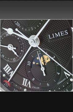 LIMES - Mechanical Watches - Made in Germany | Automatic Watches | Hand Wound Watches | Chronographs | Divers Watches | Ladies Watches