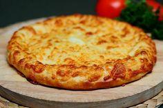 Хачапури с сыром - пошаговый рецепт приготовления с фото