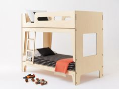 plyroom - bunk bed - amisuradibimbo