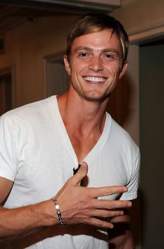Wilson Bethel Photos: The DPA Gift Lounge - Day One