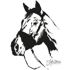 Sticker portrait d'un cheval harnaché  Une déco animale et équine qui plaira aux cavalières et aux cavaliers, aux passionnés de chevaux. #cheval #chevaux #décoration #décoration Deco Stickers, Cavaliers, Batman, Superhero, Portrait, Logos, Fictional Characters, Art, Color Print