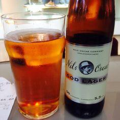 Svensk öl  god lager