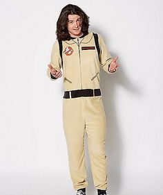 Feature Friday: Ghostbusters Uniform One Piece Pajama