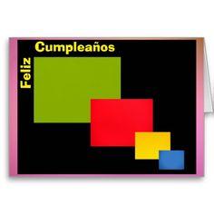Card - Feliz Cumpleaños - Amor Justin