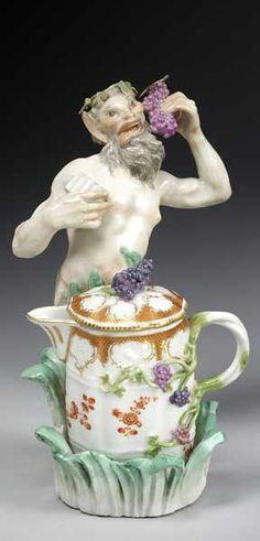 Meissen Porcelain 1761 (Erdinç Bakla archive)