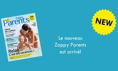 Le nouveau Zappy Parents est arrivé