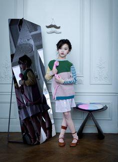 ELLE - julie ansiau - - styling ch.huguet + nath.coulon
