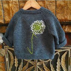 Декор детских свитеров'te | OK.RU