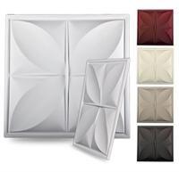 $5.45/2x2 square.  WishiHadThat Ceiling Tiles - Petal Grid Tiles