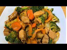 Healthy Breakfast Recipes, Snack Recipes, Dinner Recipes, Cooking Recipes, Healthy Recipes, Chicken Brocoli, China Food, Asian Recipes, Ethnic Recipes