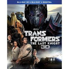 Transformers: The Last Knight [Blu-ray]         * You can get additional details at the image link. (This is an affiliate link) #MoviesTV