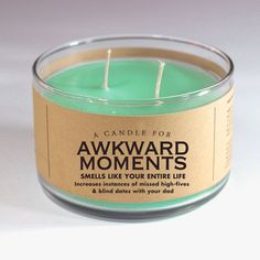 Um, awkwaaard. Ah, memories. Look, everyone has a few awkward moments in their past. Flat-out embarrassing and impossible to shake off, this is the stuff life is made of. I should know. I clock in two