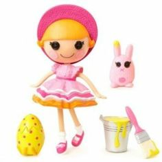 Lalaloopsy 3 Inch Mini Figure with Accessories Sprouts Sunshine by MGA Entertainment, http://www.amazon.com/dp/B0079EF6JU/ref=cm_sw_r_pi_dp_QokWrb16WK69X