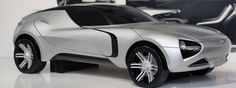 eXtremes - Concept Vehicle by Marianna Merenmies » Yanko Design