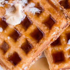 Meet the Puffle: The easiest, flakiest, no-batter-required waffle ever