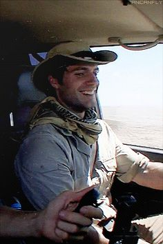 henry cavill   driven to extremes