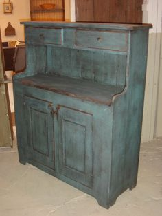 canning Dry Sink - To make