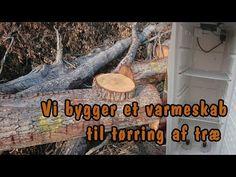 Byg et hjemmelavet tørreskab til trædrejning og knivmager