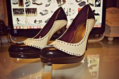 DIY: Wingtip Pumps