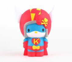 #tokidoki x #HelloKitty Coin Bank: Super BTS 2014 #Sanrio