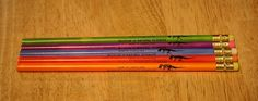 Mood logo Pencils $0.50ea