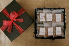"""THE BRITTLE BANGER"" Gift Box / Sugar Knife Artisan Sweets"