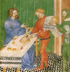 Pullus iuvenis in tempore estivali  A medieval recipe for smoker, barbecue or oven