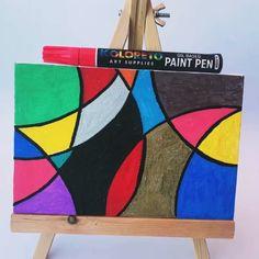 Koloreto 🖍 Paint Pens (@koloretoart) • Fotos y videos de Instagram Easy Canvas Painting, Paint Pens, You Got This, Instagram, Symbols, Inspiration, Art, Biblical Inspiration, Paint Sticks
