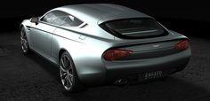 Ateliê italiano revela terceiro modelo de trilogia de luxo da Aston Martin