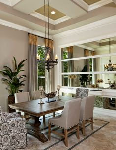 Contemporary Living Room photo by Beasley and Henley Interior Design