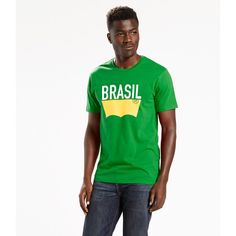 5bcf55495fd Introducing - Levi s Country Tees. Rep your country