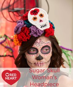 Sugar Skull Woman's