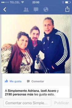 """Simplemente Adriana, Eduardo Klen 105.9FM Éxtasis Digital """"Como aprovechar el conocimiento  en Internet"""""""