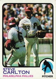 300 - Steve Carlton - Philadelphia Phillies
