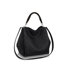 Babylone PM Mahina Leather - Handbags   LOUIS VUITTON