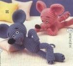 Вязанные игрушки крючком и на спицах. Схемы, фото / Ёжка - стихи, загадки, творчество и уроки рисования для детей