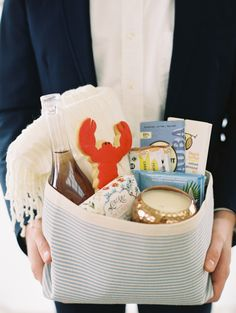 152 best Wedding Welcome Basket images on Pinterest in 2018 | Candy ...