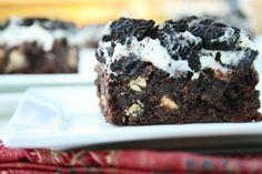 Cookies n' Cream Brownie Bars   Tasty Kitchen: A Happy Recipe Community!