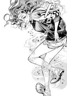 """Ran and the grey world"" Manga Art, Manga Anime, Anime Art, Character Art, Character Design, Art Zine, Copic, Anatomy Drawing, Manga Pages"