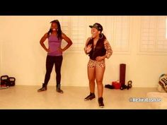 Island Inspired Dance Moves Workout with Keaira LaShae - YouTube