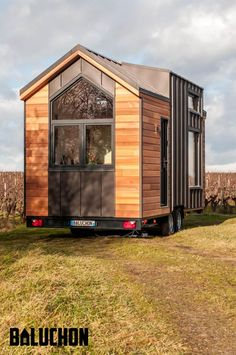 """""""Le Petit Prince""""—19.5' Tiny Home on Wheels by Tiny House Baluchon"""