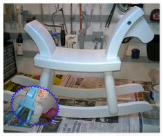 AI / Fixing up an old rocking horse for a new generation of users.